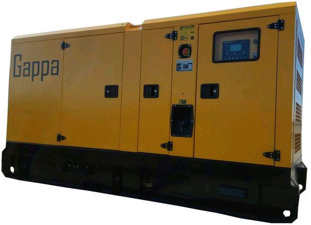 AGREGAT generator prądotwórczy pradotworczy IVECO avr 100 kW 125 kVA