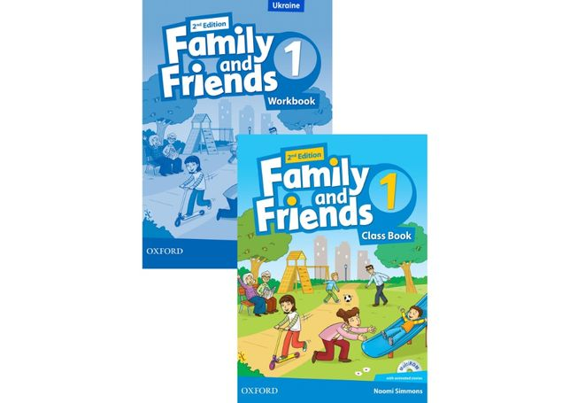 Family and Friends 1 (2-nd edition)