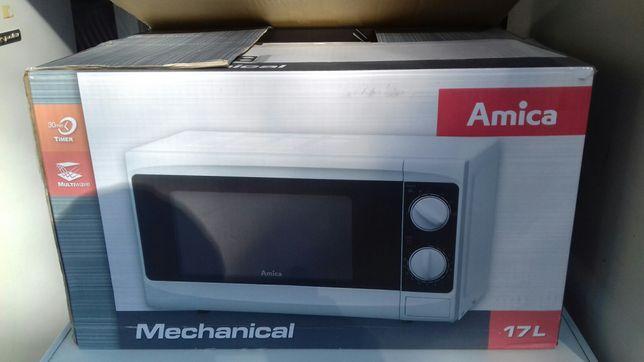 Nowa mikrofala Amica