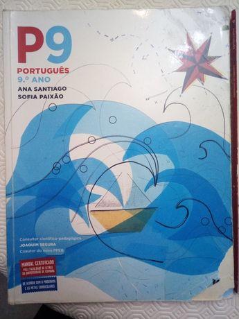 Livro P9 português 9°ano