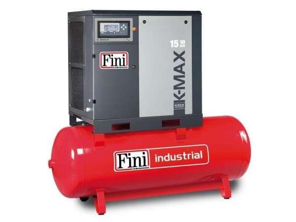 Compressor Parafuso 10 CV. com Secador