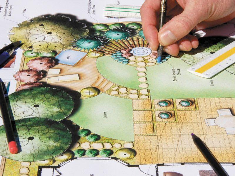 Ландшафт, рулонный газон, автополив, Благоустройство под ключ Одесса - изображение 1