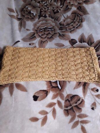 Продам шарф-хомут ручной работы