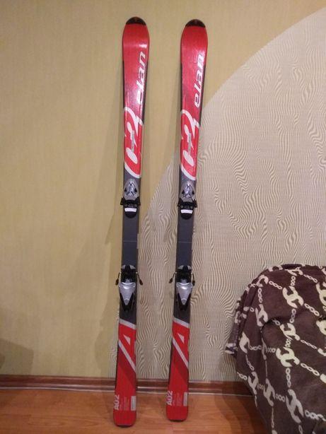 Горные лыжи Elan A02,168 см,R16.1,элан,лижі,бу
