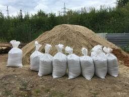 Пісок відсів щебінь песок отсев щебень дрова доставка цемент в мішках