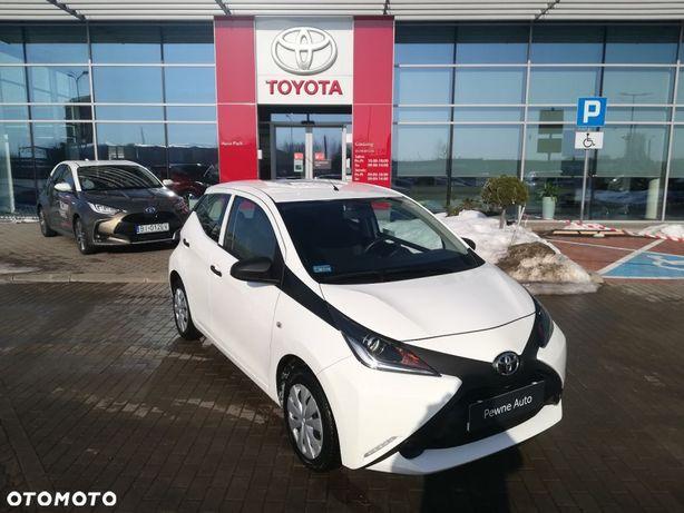 Toyota Aygo 1.0 VVT-i X Comfort Salon PL Serwis ASO Gwarancja