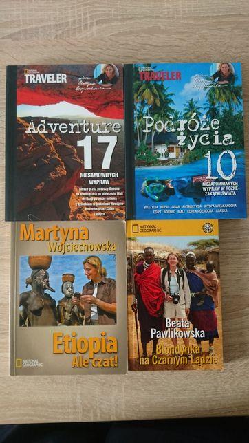 Książki podróżnicze traveler