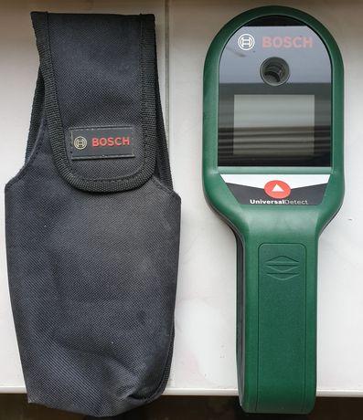 Detektor Bosch Universal Detect - dotykowy kolorowy wyświetlacz LCD