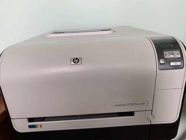 Кольоровий лазерний прінтер LaserJet CP1525n color