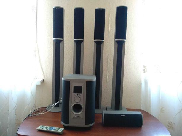 Продам акустическую систему DYNO jet ss7410