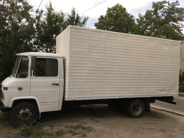 Срочно! Продам автомобиль Mersedes-608 грузоподъемностью 5 тонн