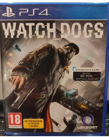 Watch Dogs gra na ps4