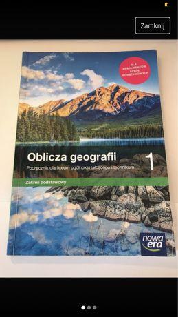Podręcznik do geografii klasa 1 szkoła średnia oblicza geografii