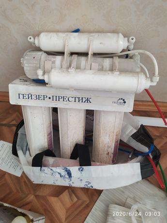 Фильтр для воды, гейзер- престиж