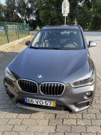 BMW X1 16 d sDrive Versão Advantage Cx. Aut.