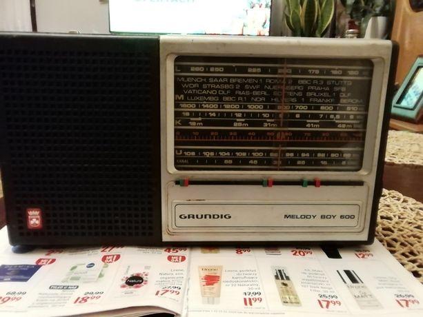 Radio Grundig Melody Boy 600