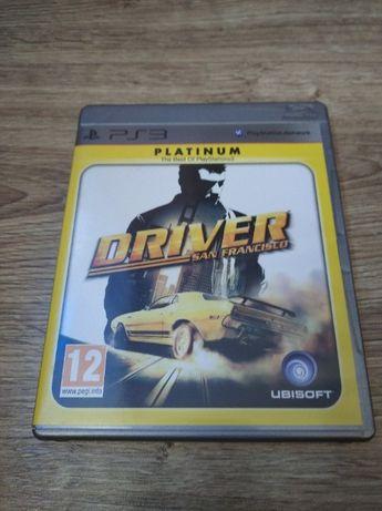 Gra PlayStation 3 DRIVER San Francisco PS3
