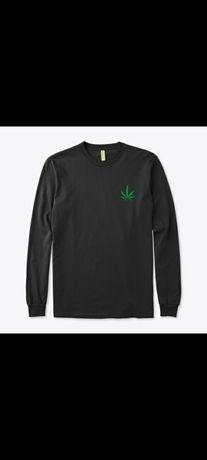 Camisola Weed (DESCRIÇÃO)