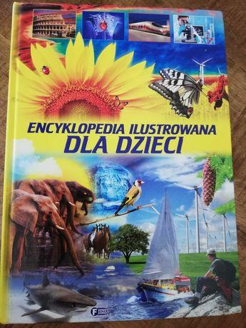 Encyklopedia dla dzieci ilustrowana