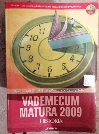 Vademecum Matura 2009 Historia