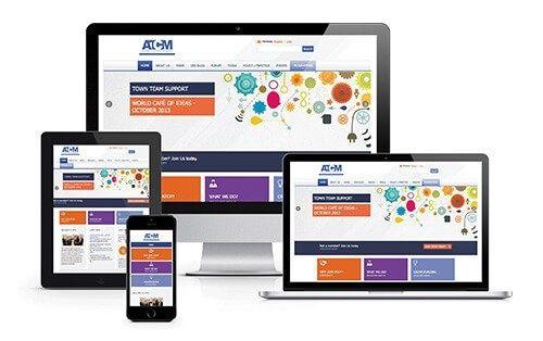 Website, e-commerce, menus digitais e Marketing Digital