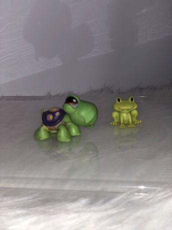 figurka lps żółw unikat z magnezem