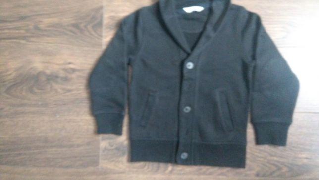 Czarna bluza cubus 98/104