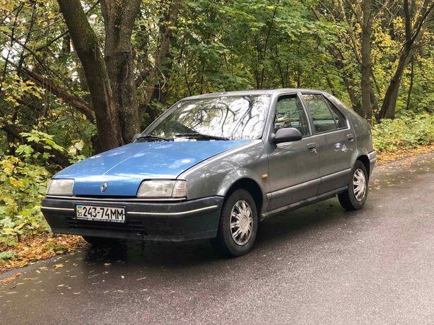 Renault 19 1.9 дизель рено 19
