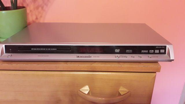 DVD Panasonic S42 100% sprawne.