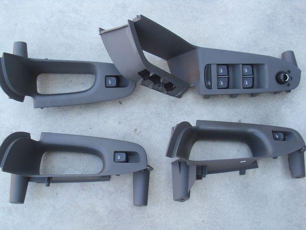 Przełączniki,panel szyb Audi A 4 B 8