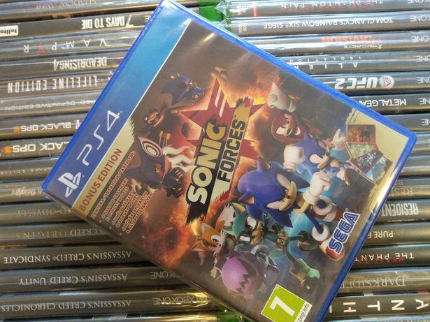 Sonic Forses PL PS4 --- możliwość zamieny [sklep]