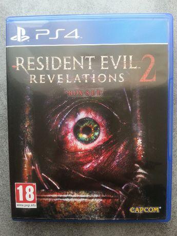 PS4 Resident Evil Revelations 2 PL