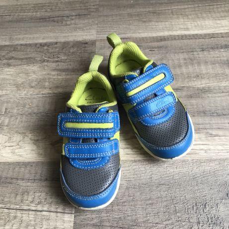 Шкіряні кросівки(кроссовки) Clarks 21 (5) розмір