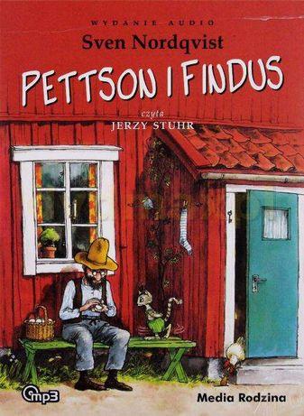 Bajka MP3 Pettson i Findus AUDIOBOOK Sven Nordqvist czyta Jerzy Stuhr