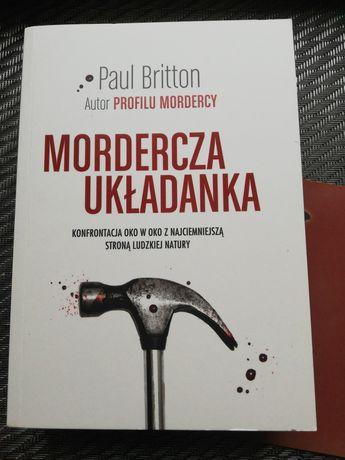 Mordercza Układanka Paul Britton