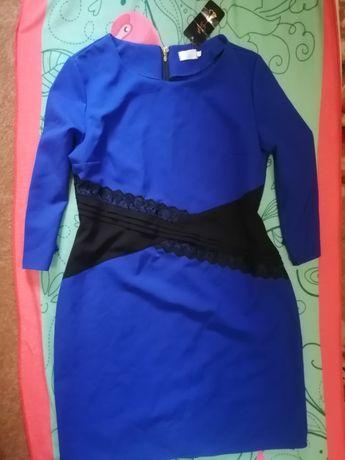 Стильное платье 48-50 р