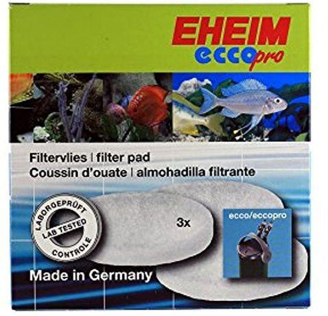 Eheim Ecco pro (wszystkie modele) - włóknina do filtra 3 szt.