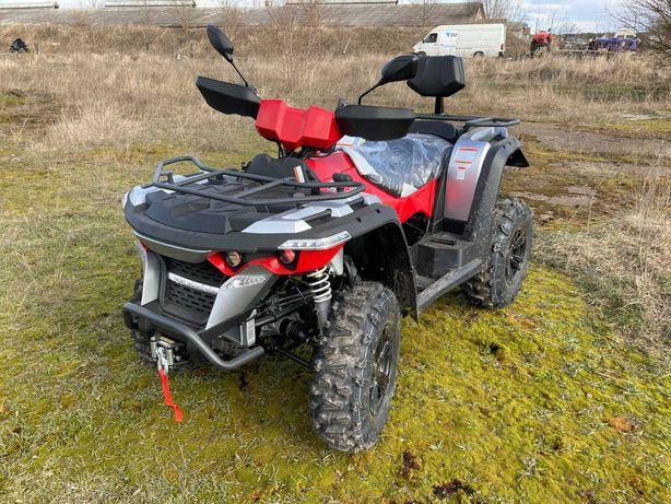 Квадроцикл Linhai-Yamaha M-550L Доставка по всій Ураїні!!!