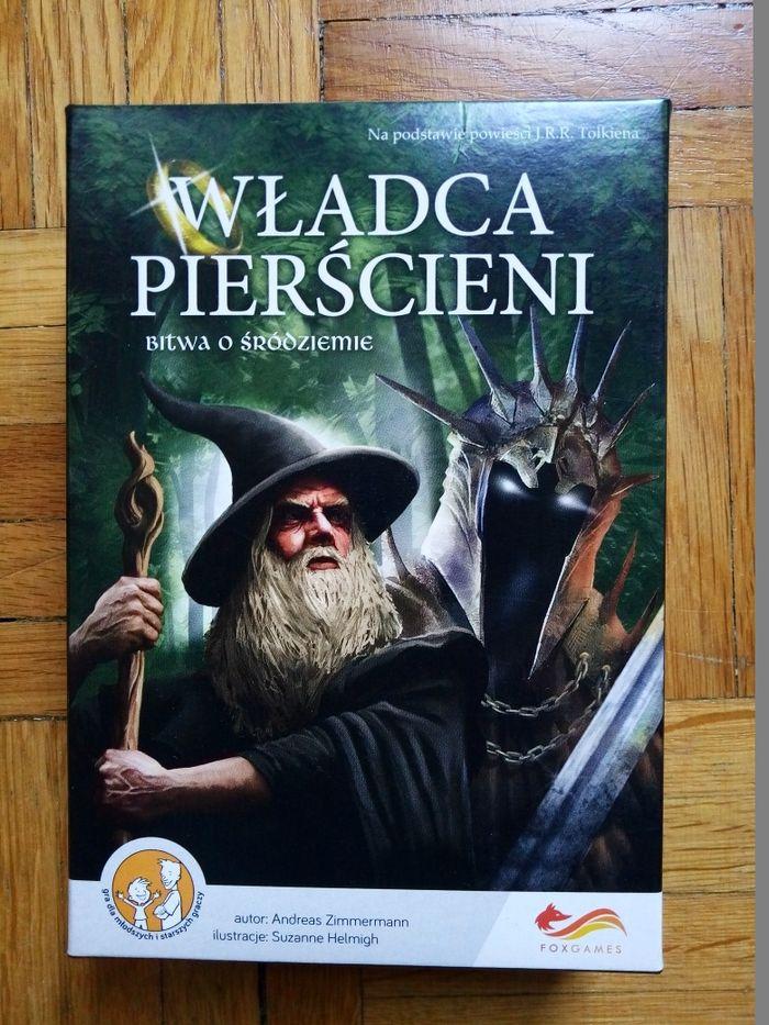 Władca pierścieni. Bitwa o Śródziemie - gra planszowa Warszawa - image 1