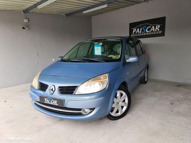 Renault Grand Scénic 1.5 dCi SE Ex. II 7L.