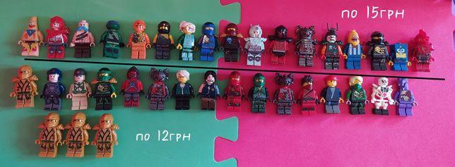 Фигурки Лего аналог