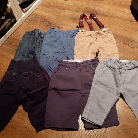 Spodnie i body 62