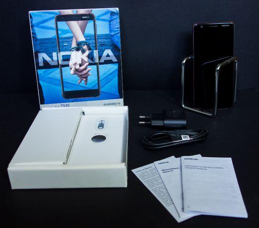NOKIA 3.1 Dual SIM 16GB Android Komplet Zadbany Jeden Właściciel