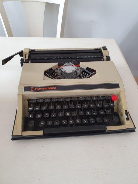 Máquina de escrever Rover 3000 - typewriter
