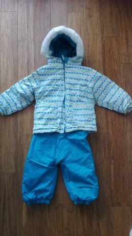 Kurtka i spodnie zimowe dziecięce Trespass 12-18m