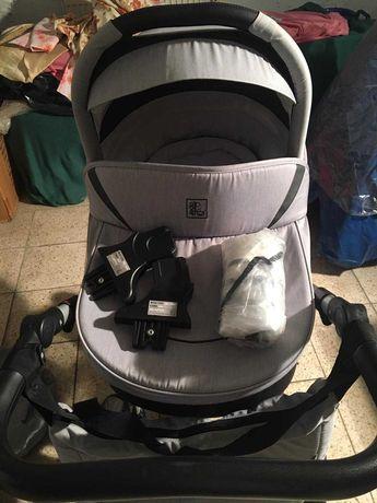 Wózek dziecięcy i nosidełko Maxi Cosi