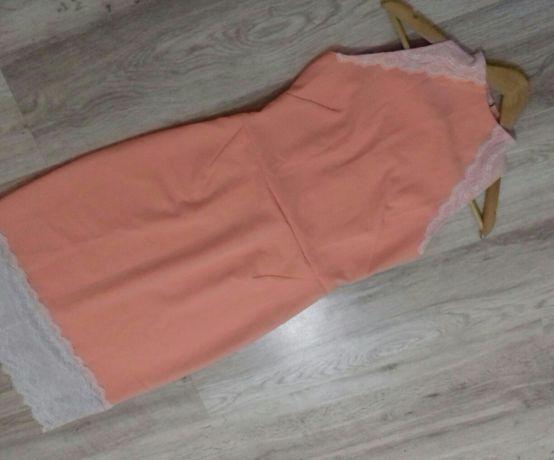 Платье новое с кружевом сукня нова з мереживом