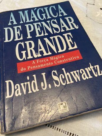 A Mágica de Pensar Grande - Clássico (17ª Ed, 1995)