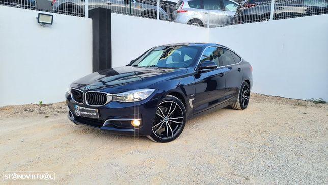 BMW 320 Gran Turismo d Auto Line Luxury