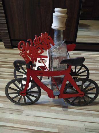Drewniany rower imieniny
